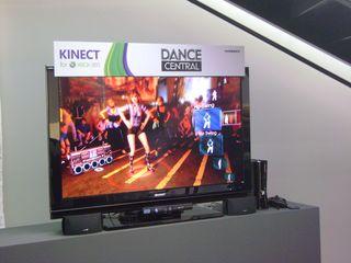 KinectDanceCentral