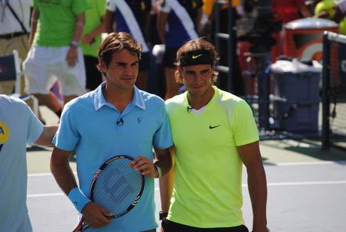 FedererNadalKidsDay
