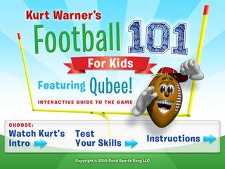 Kurt Warner Football 101