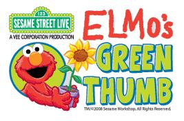 Elmo's Green Thumb
