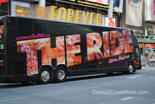 The RIDE Bus wm