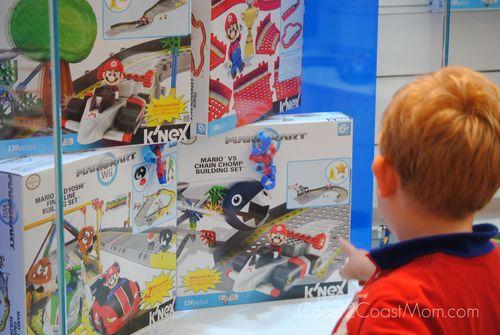 Knex Mario Kart Building Set