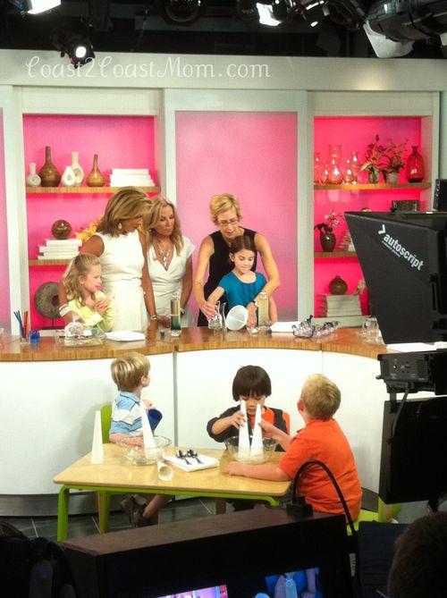 TODAY Show Family Fun segment