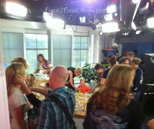 TODAY Show Taping