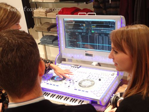 Lenovo DJ Laptop