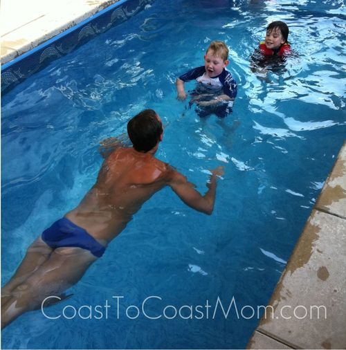 Swim Lessons with Aaron Peirsol