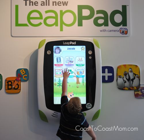 Leappad Touchscreen