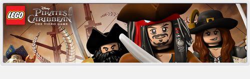 LEGO Pirates Videogame