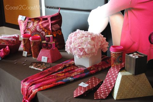 Warriors in Pink Accessories