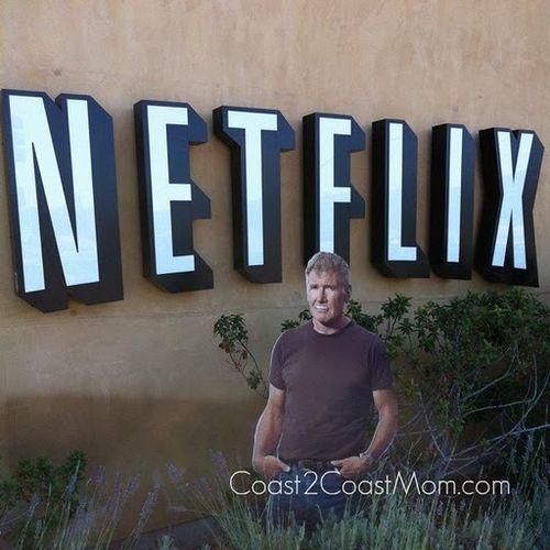 Flat Harrison Netflix