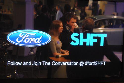 Ford SHFT