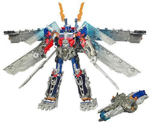 Transformers Dark Side of the Moon Optimus Prime