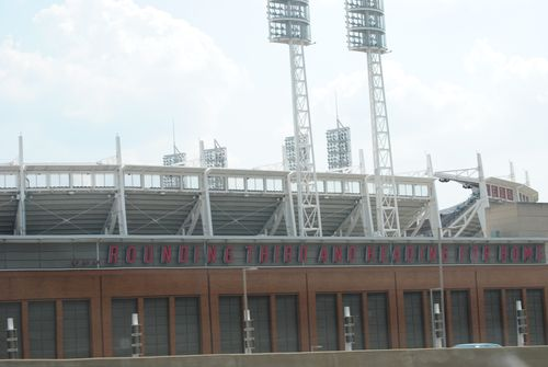 Cincinnati Reds Stadium
