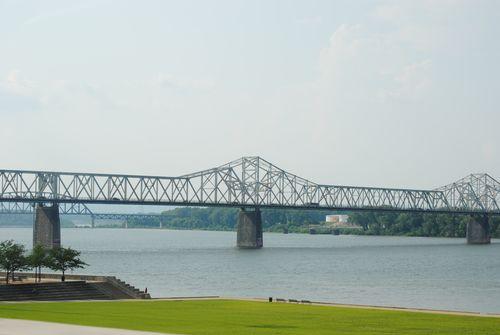 Louisville bridges