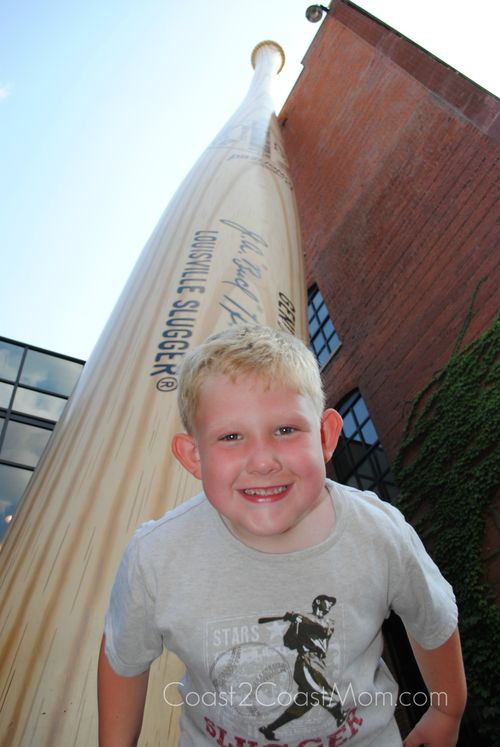 Louisville Slugger Museum and Factory 5