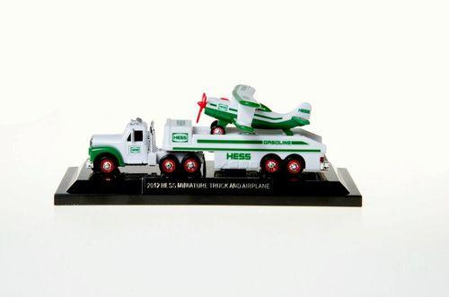 Hess Mini Toy Truck 2012