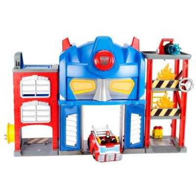 Playskool Fire Station Prime