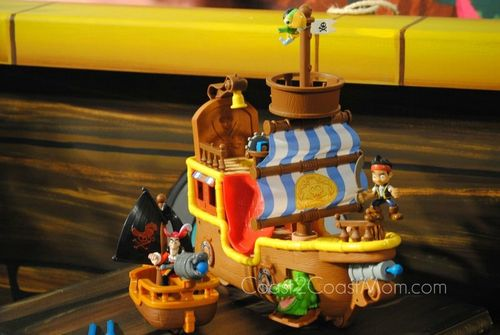 Jake and the Never Land Pirates Toys Coming June 2012 - Coast 2 ...