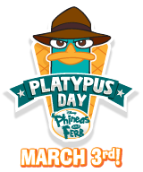 Platypus Day Phineas and Ferb