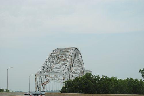 Lousiville departure bridges
