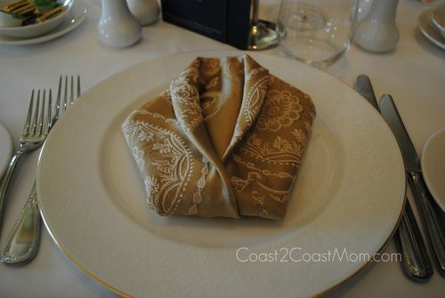 Royal Court Napkin