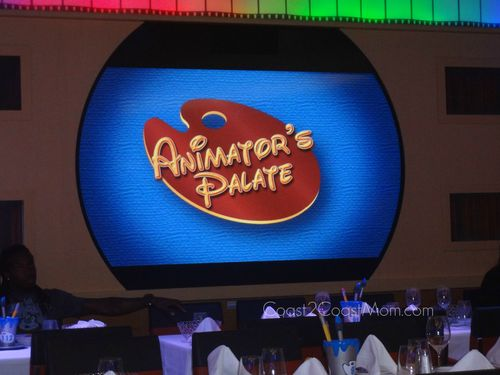 Animators Palate Disney Fantasy