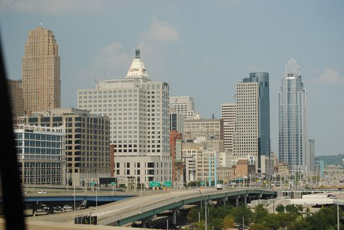 Cincinnati downtown 3