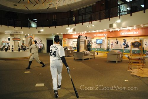 Louisville Slugger Museum and Factory 3
