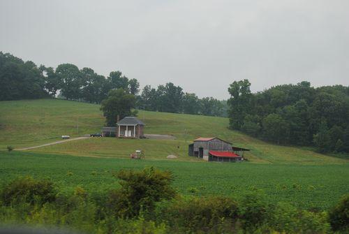 Classic KY farm