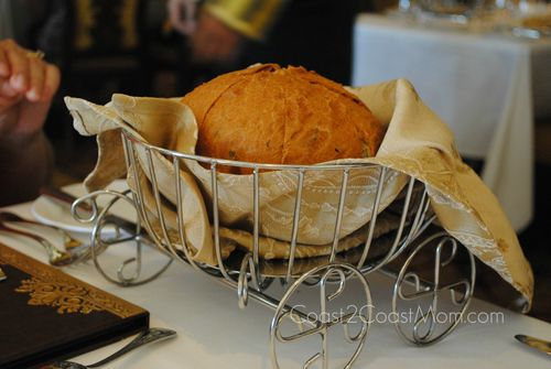 Royal Court bread basket