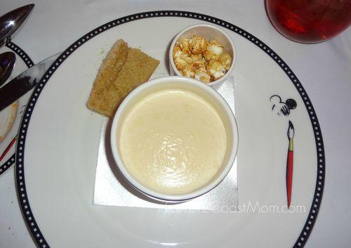 Disney Fantasy Animators Palate Triple Corn Soup