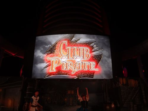 Disney Fantasy Pirate Party