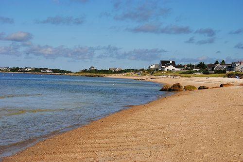 Sea Crest Beach Hotel morning beach view