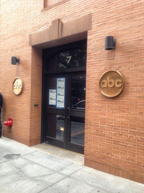 Katie Couric ABC Studios