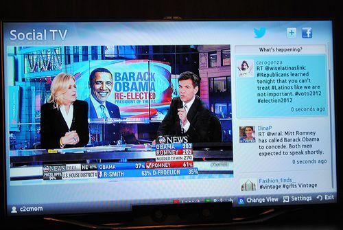 Samsung Social TV