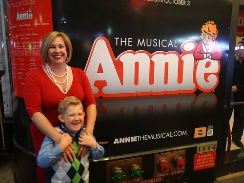 Annie the Musical NYC