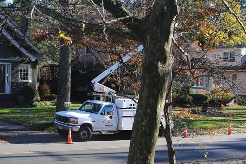 Hurrican Sandy Cable fix