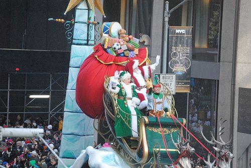 Parade - Santa 2