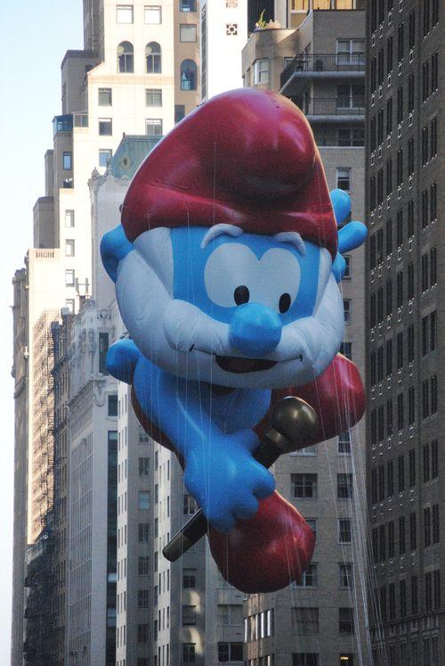 Parade - Papa Smurf