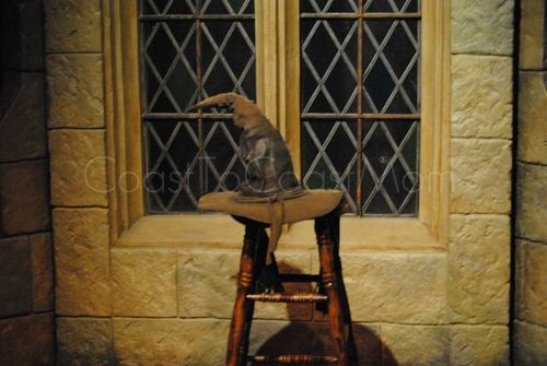 Harry Potter Sorting Hat Watermarked