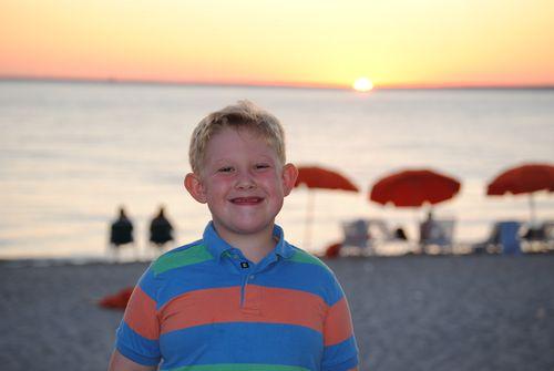 Sea Crest Beach sunset 8-26-12_Snapseed