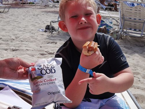 Cape Cod chips in Cape Cod
