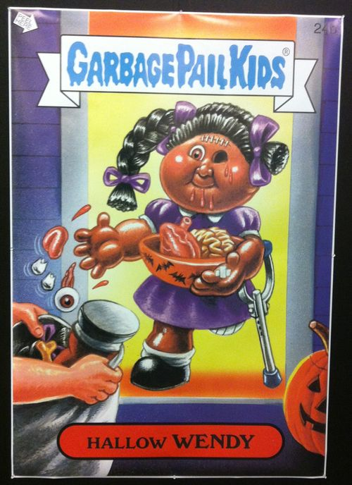 Garbage Pail Hallow Wendy