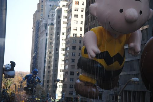 Parade - Charlie Brown and Po