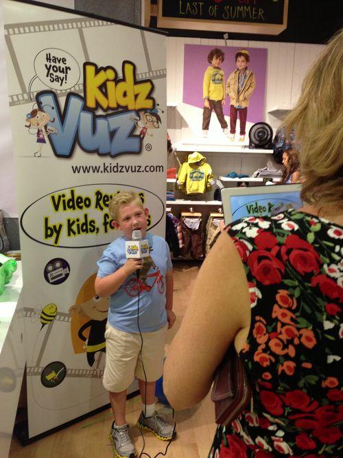 KidzVuz interview Ruum