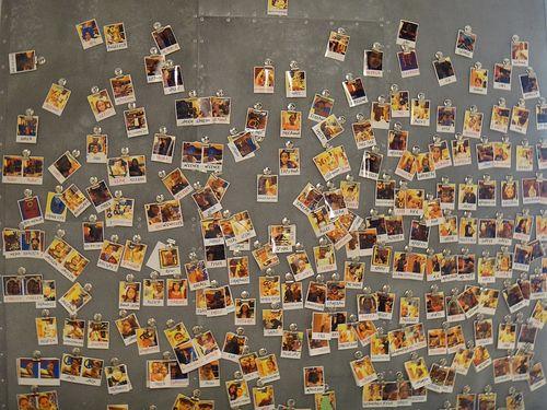 RUUM store photo wall Bright