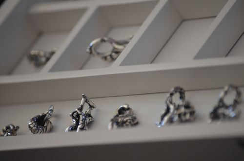 X by Trollbeads Zodiac charms