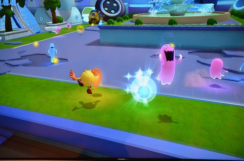 Pac Man Ghostly Adventures Game Play
