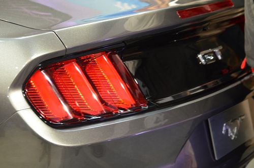 Ford Mustang 2015 TriBox Tail Lamps