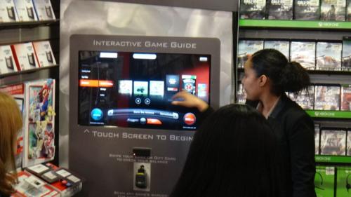 GameStop Interactive Game Guide